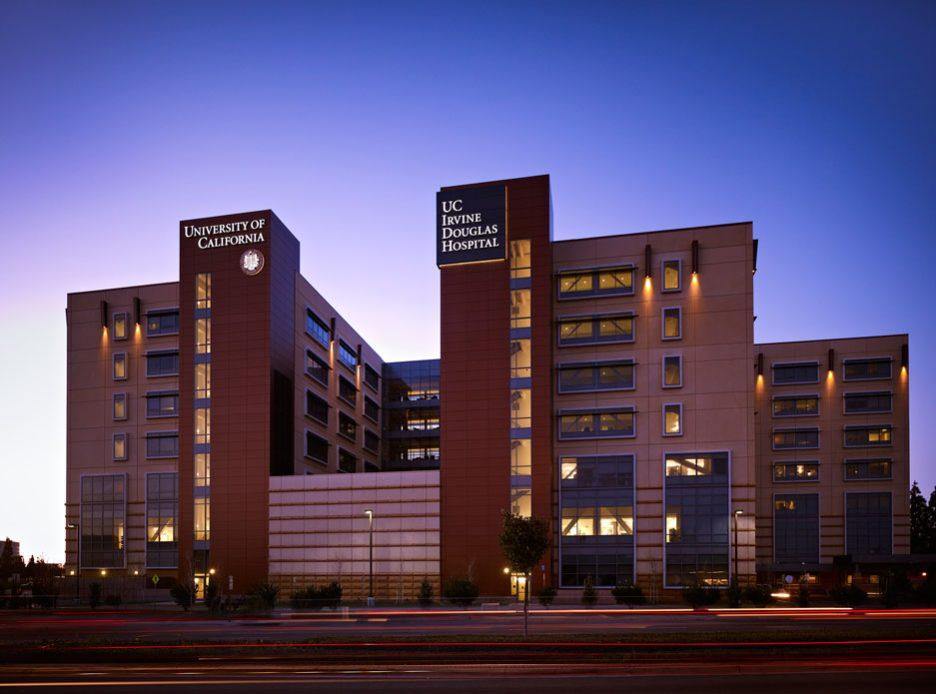 University of California, Irvine Medical Center Replacement