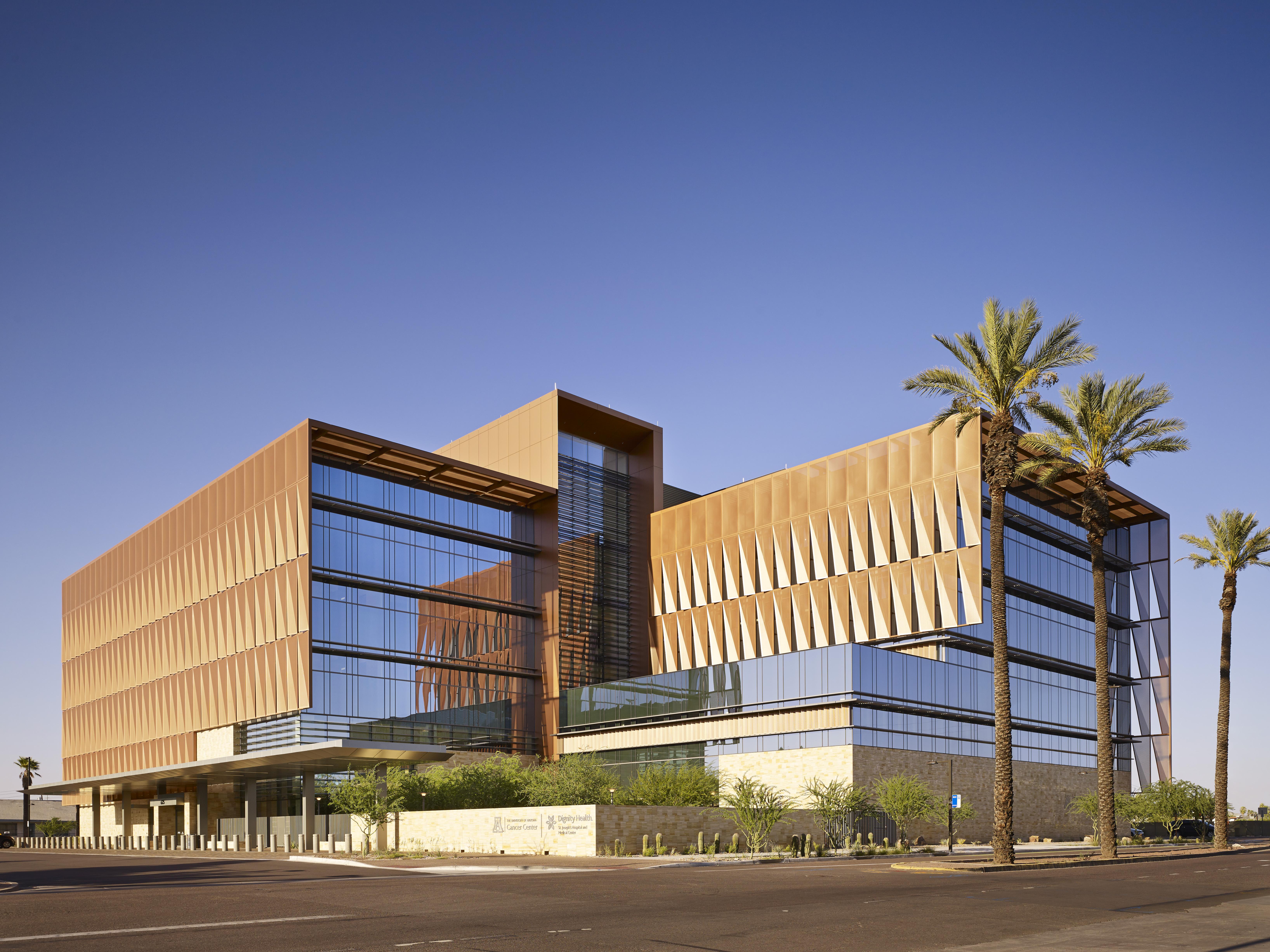 University of Arizona Cancer Center - Hensel Phelps