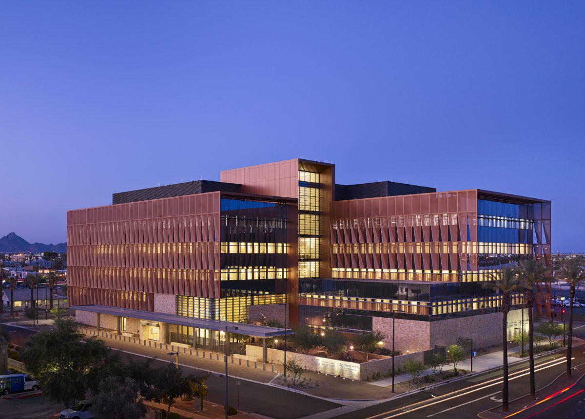 2016 The University of Arizona Cancer Center at Dignity