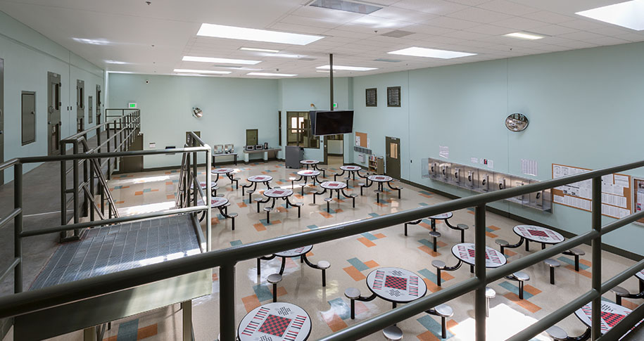 Geo Adelanto Detention Facility West Expansion Hensel Phelps