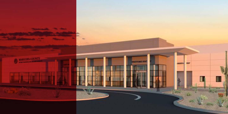 Maricopa County Intake / Transfer & Release Facility