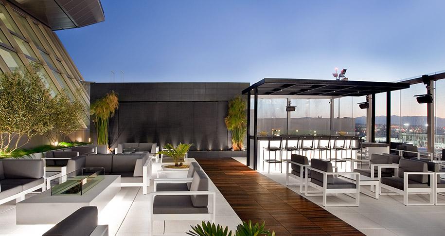 Lax Star Alliance Lounge Hensel Phelps