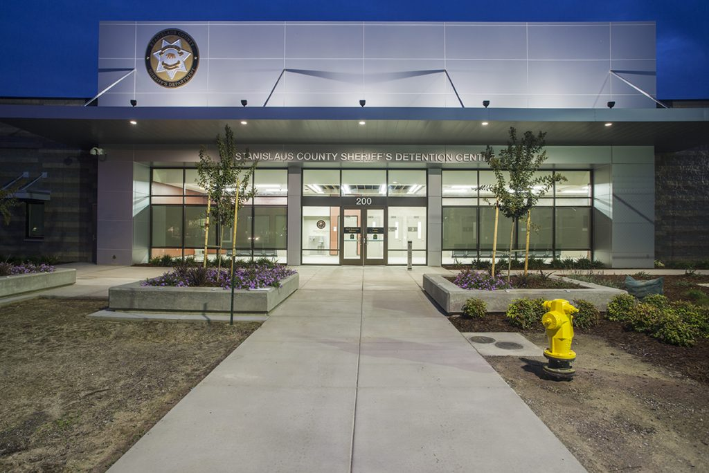 Stanislaus County Public Safety Center - Hensel Phelps