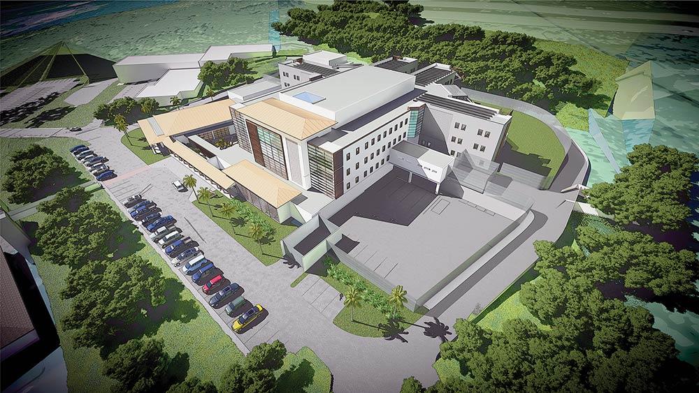 Hawaii Hospital