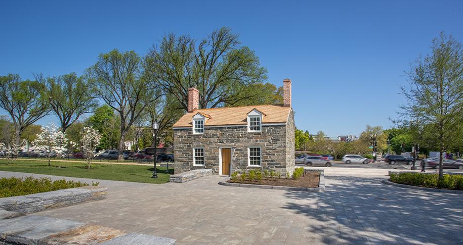 Historic Lockkeeper's House Op...