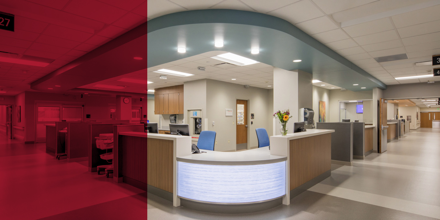 UCHealth Poudre Valley Hospital Building A - Hensel Phelps