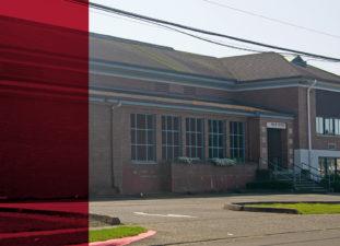 Existing A.V. Fawcett Elementary School